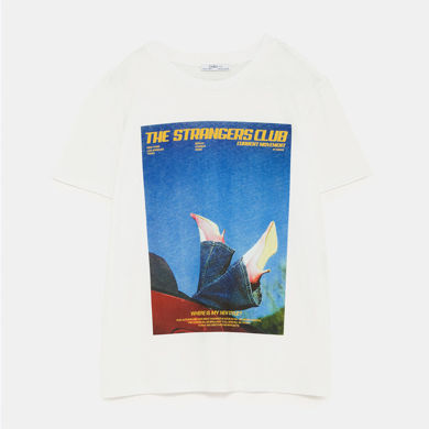 تصویر از تی شرت زارا
