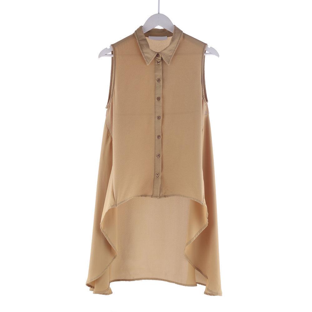 تصویر از پیراهن پشت بلند