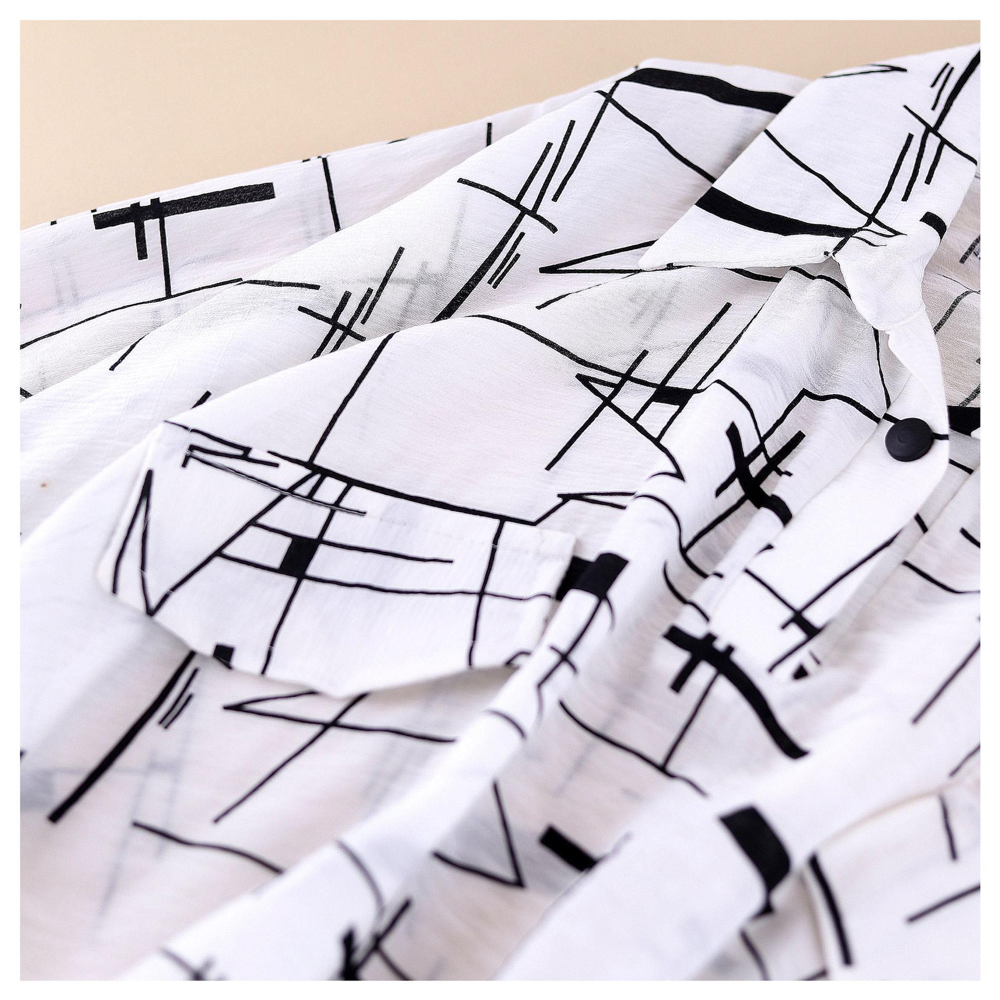 تصویر از مانتو آستین کیمونو طرحدار